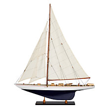 Buy John Lewis Shamrock Boat Online at johnlewis.com