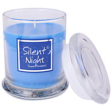 Buy Lily-Flame Silent Night Glass Candle Jar Online at johnlewis.com