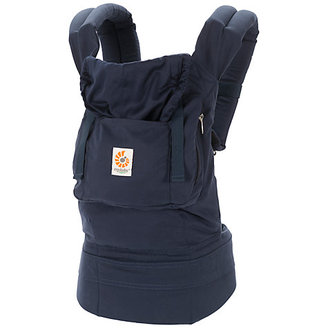 Buy Ergobaby Original Baby Carrier, Navy Online at johnlewis.com