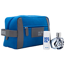 Buy Diesel Only The Brave Eau de Toilette Gift Set Online at johnlewis.com
