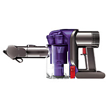 Buy Dyson DC34 Animal Exclusive Handheld Vacuum Cleaner Online at johnlewis.com