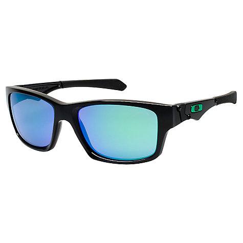 Buy Oakley OO9135 Jupiter Polarised Square Framed Sunglasses Online at johnlewis.com