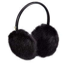 Buy Ted Baker Faux Fur Ear Muff Online at johnlewis.com