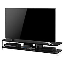"Buy Techlink AI110 Air TV Stand for TVs up to 80"" Online at johnlewis.com"