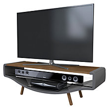 "Buy Techlink KV120 Kurve TV Stand for TVs up to 60"" Online at johnlewis.com"