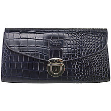 Buy OSPREY LONDON Melody Leather Clutch Bag Online at johnlewis.com