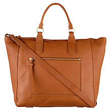 Buy Radley Large Berkley Leather Multiway Tote Bag, Tan Online at johnlewis.com