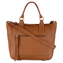 Buy Radley Medium Berkley Leather Across Body Bag Online at johnlewis.com