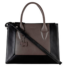 Buy Radley Medium Border Colourblock Multiway Leather Tote Bag Online at johnlewis.com