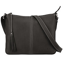 Buy O.S.P OSPREY Nappa Corsica Leather Across Body Bag Online at johnlewis.com