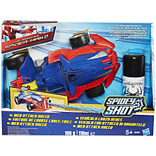 Buy The Amazing Spider-Man 2 Spidey Shot Web Attack Racer Online at johnlewis.com