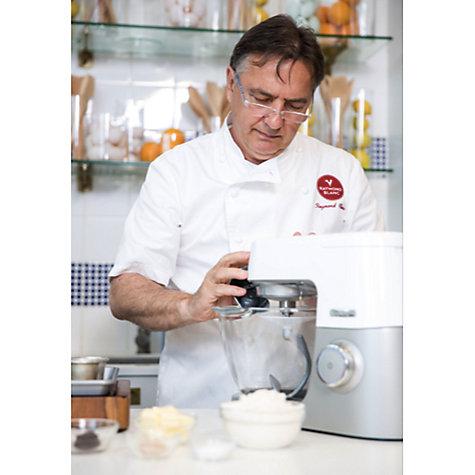 buy kenwood kvc5000 chef sense stand mixer john lewis. Black Bedroom Furniture Sets. Home Design Ideas