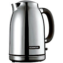 Buy Kenwood kMix SJM550 Turin Kettle, Polished Stainless Steel Online at johnlewis.com