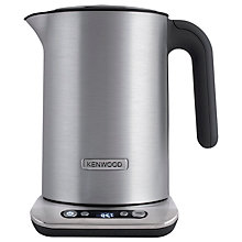 Buy Kenwood kMix SJM610 Persona Kettle, Stainless Steel Online at johnlewis.com