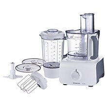 Buy Kenwood FDP603 Multipro Classic Food Processor Online at johnlewis.com
