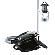 Buy Bosch BGS5SIL2GB ProSilence 66 Cylinder Vacuum Cleaner, Black Online at johnlewis.com