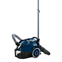 Buy Bosch BGS4ALLGB Compact All Floor Cylinder Vacuum Cleaner, Blue Online at johnlewis.com