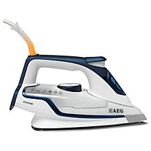 Buy AEG DB6120-U Steam Iron Online at johnlewis.com