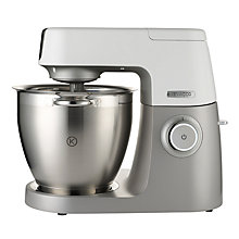 Buy Kenwood KVL6000 Chef Sense XL Stand Mixer, White Online at johnlewis.com