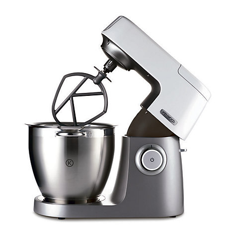 buy kenwood kvl6000 chef sense xl stand mixer white john lewis. Black Bedroom Furniture Sets. Home Design Ideas