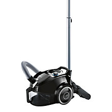 Buy Bosch BGS4HGYGB Compact Allergy 2 Cylinder Vacuum Cleaner, Black Online at johnlewis.com