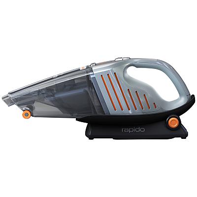 AEG AG6106WD Rapido Handheld Vacuum Cleaner, Blue