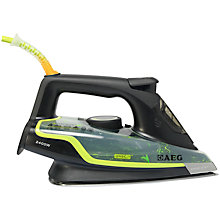 Buy AEG DB6146GR-U Steam Iron Online at johnlewis.com