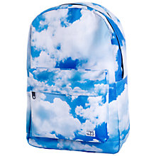 Buy Spiral Cloud Backpack, Light Blue Online at johnlewis.com