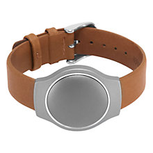 Buy Misfit Leather Band for Misfit Shine, Natural Tan Online at johnlewis.com
