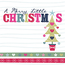Buy Art File A Merry Little Christmas Charity Cards, Box of 6 Online at johnlewis.com