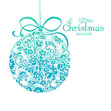 Buy Special Editions Foiled Bauble Charity Christmas Cards, Box of 8 Online at johnlewis.com