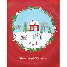 Buy Special Editions Winter Garden Scene Charity Christmas Cards, Pack of 5 Online at johnlewis.com