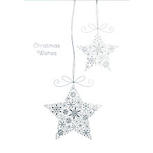 Buy Special Editions Foiled Baubles Charity Christmas Cards, Box of 8 Online at johnlewis.com