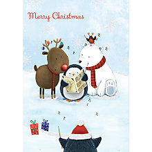 Buy Special Editions Animal Chorus Charity Christmas Cards, Box of 8 Online at johnlewis.com