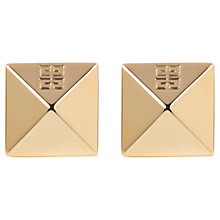 Buy Susan Caplan Vintage 1960s Givenchy Gold Plated Cufflinks, Gold Online at johnlewis.com
