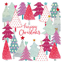 Buy Hammond Gower Bright Trees Charity Christmas Cards, Pack of 5 Online at johnlewis.com