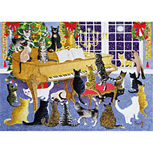 Buy Museums & Galleries Christmas Chorus Charity Cards, Pack of 8 Online at johnlewis.com
