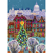 Buy Museums & Galleries The Christmas Tree Charity Christmas Cards, Pack of 8 Online at johnlewis.com