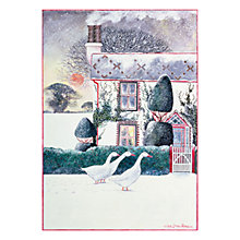 Buy Museums & Galleries First Christmas Charity Christmas Cards, Box of 8 Online at johnlewis.com