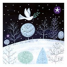 Buy Museums & Galleries Night Flight Charity Christmas Card, Box of 5 Online at johnlewis.com