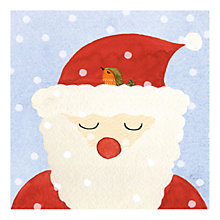 Buy Museums & Galleries Father Christmas Charity Cards Online at johnlewis.com