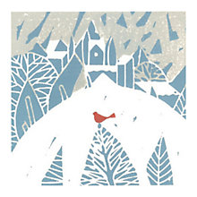 Buy Museums & Galleries Snow Bird Charity Christmas Cards, Pack of 8 Online at johnlewis.com
