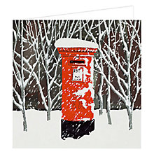 Buy Art Marketing The Postbox Charity Christmas Cards, Box of 6 Online at johnlewis.com