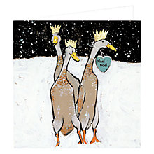 Buy Art Marketing We Three Kings Charity Christmas Cards, Pack of 6 Online at johnlewis.com
