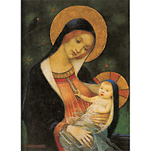 Buy Museums & Galleries Madonna of the Fir Tree Charity Christmas Cards, Pack of 8 Online at johnlewis.com