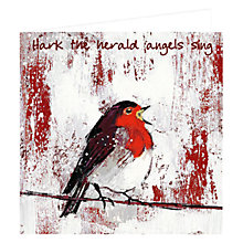 Buy Art Marketing Hark the Herald Angels, Pack of 6 Online at johnlewis.com