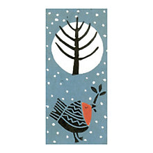 Buy Museums & Galleries Robin Charity Christmas Cards, Pack of 8 Online at johnlewis.com