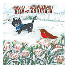 Buy Museums & Galleries Charity Christmas Walkies Cards, Pack of 8 Online at johnlewis.com
