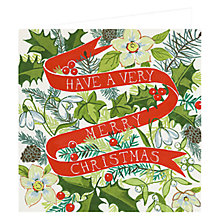 Buy Art Marketing Merry Christmas Charity Cards, Box of 6 Online at johnlewis.com