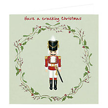 Buy Art Marketing Cracking Christmas Charity Cards, Pack of 6 Online at johnlewis.com